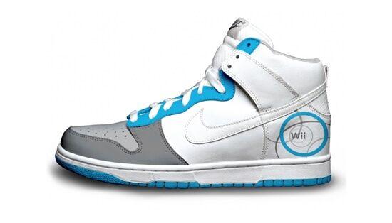 wii sneaker