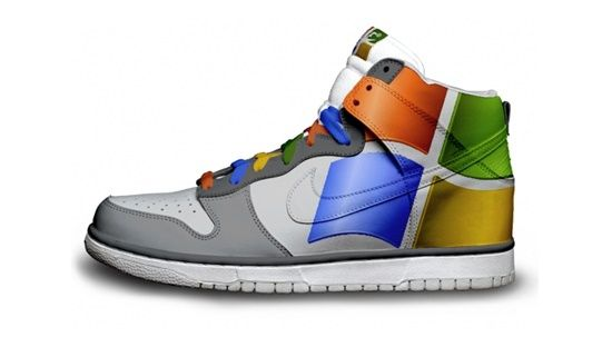 microsoft windows sneaker