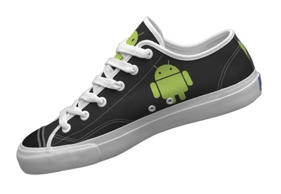 android sneaker