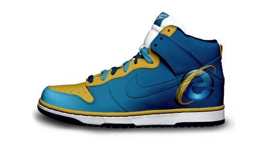 internet sneaker