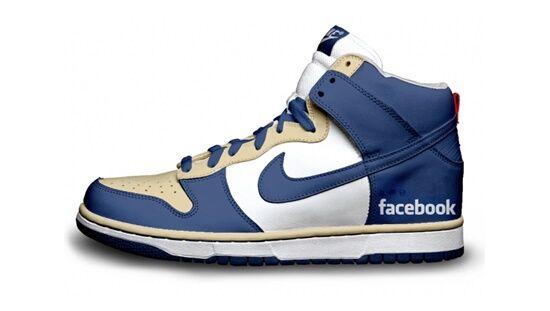 facebook sneaker
