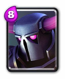 Kartu Pasukan Clash Royale 17
