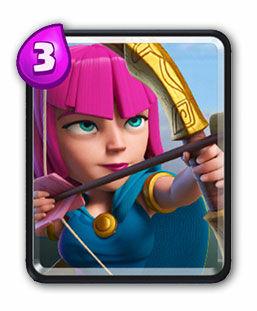 Kartu Pasukan Clash Royale 2