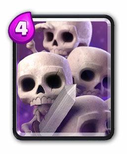 Kartu Pasukan Clash Royale 9