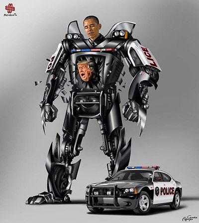 Pemimpin Transformers 8