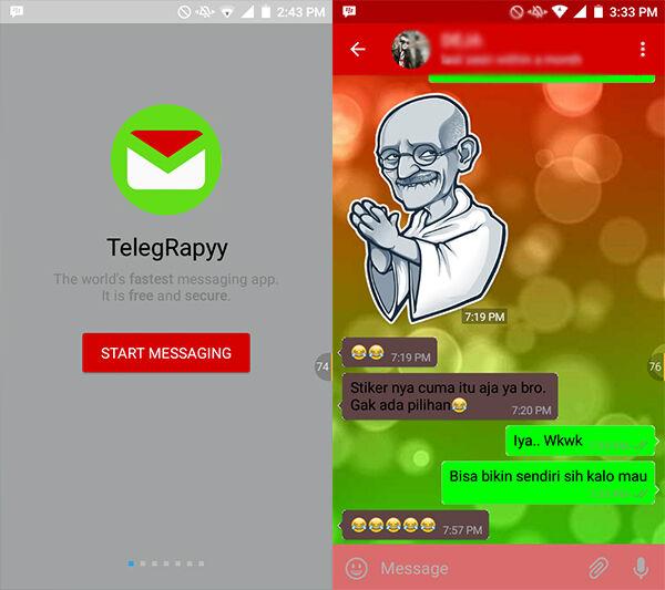 Cara Membuat Aplikasi Chat Android 8