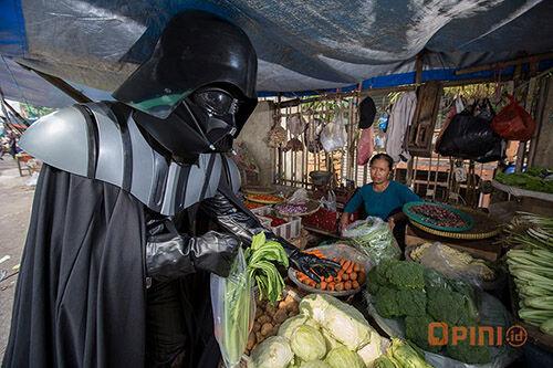 Darth Vader Indonesia 2