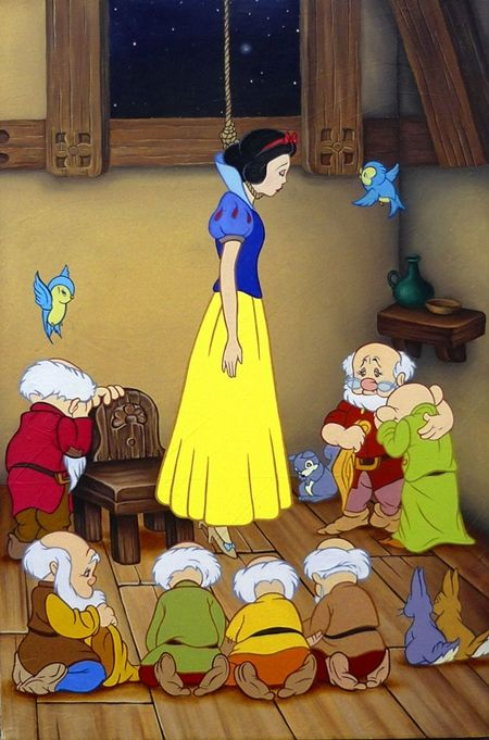 Sisi Lain Disney Mini 4