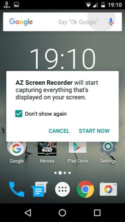 Cara Gampang Merekam Layar di Hape Android Tanpa Ribet