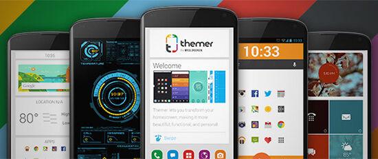 Aplikasi Launcher Terbaik 4