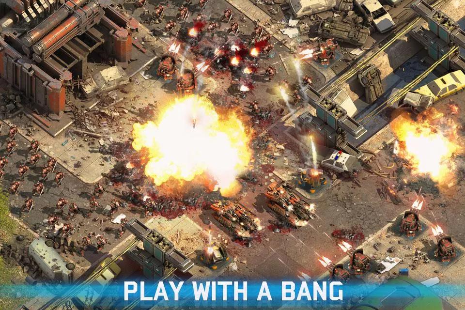Epic War 2 Td Full Apk