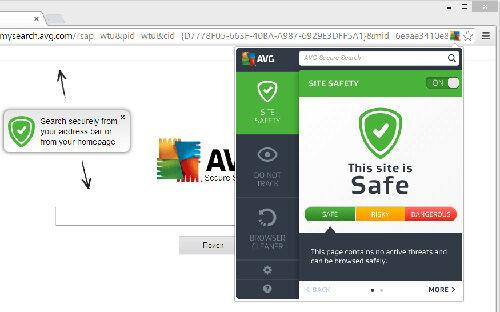Antivirus Browser Extension 1