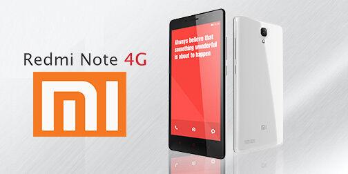 Mi Note 4g