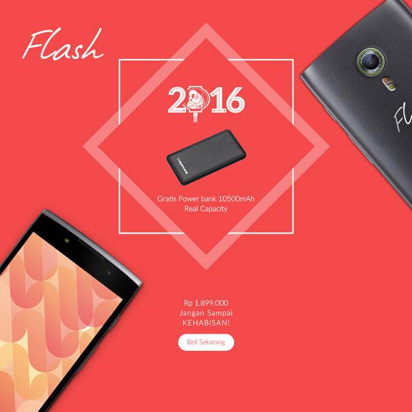 Promo Alcatel Flash 2 Gratis Cover 3