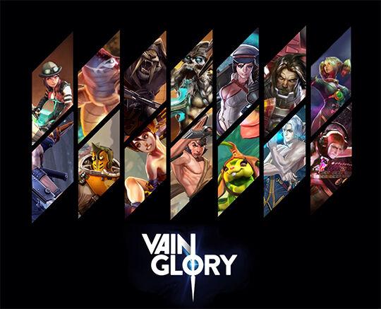 game android paling seru Vainglory