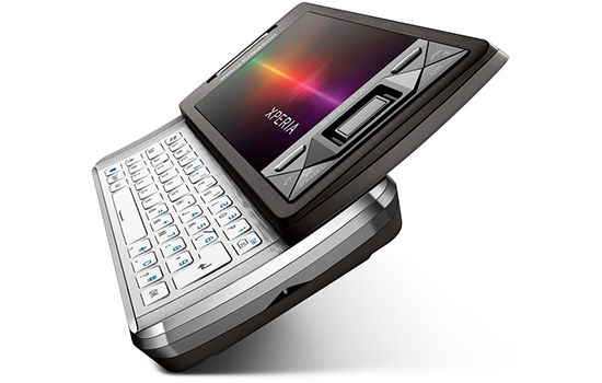 smartphone-xperia-pertama-sony-tidak-menjalankan-android-1