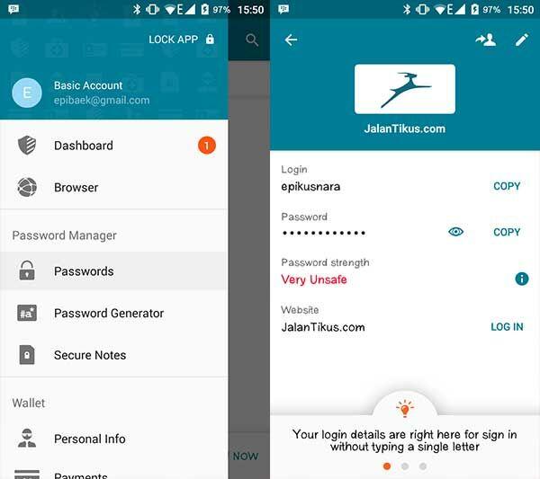 Aplikasi Android Keren