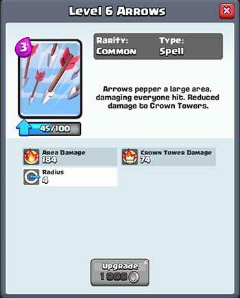 Battle Deck Level 4 Terbaik Clash Royale 12