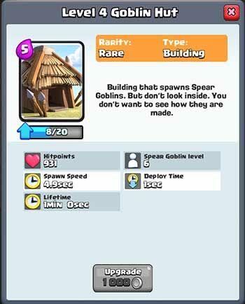 Battle Deck Level 4 Terbaik Clash Royale 6