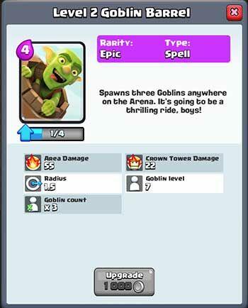 Battle Deck Level 4 Terbaik Clash Royale 7