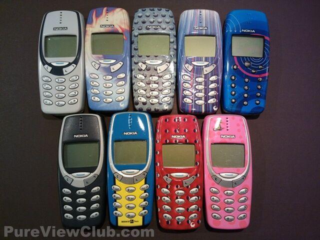 Nokia 3310 Ponsel Terbaik 1