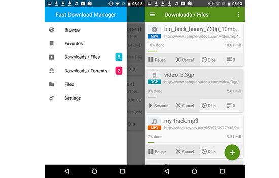 10 Aplikasi Download Manager Terbaik dan Tercepat Untuk Android