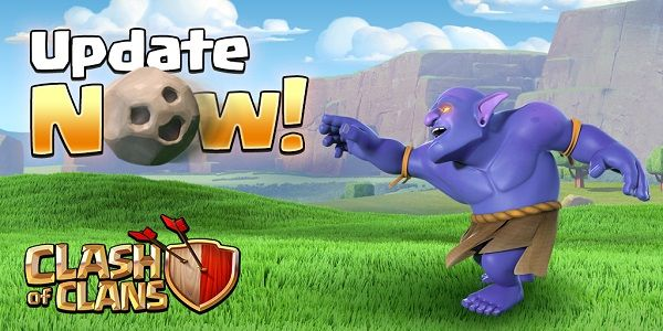 Update Clash of Clans 8.212.3