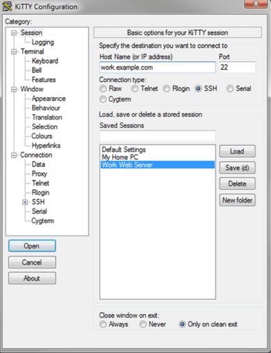Afiliasi perangkat lunak opsi biner