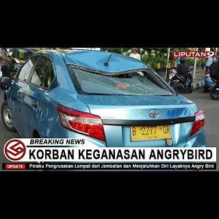 Meme Demo Taksi Blue Bird 8