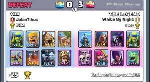 Kombinasi Deck Pekka Clash Royale 2