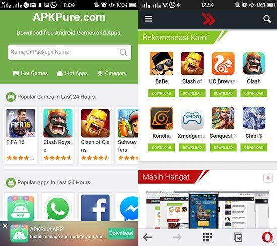 Cara Download Game Vainglory