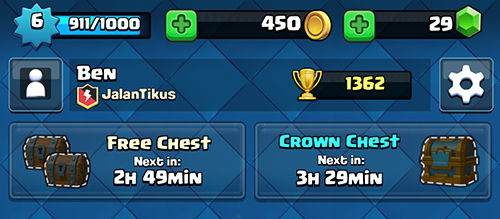 Tips Mendapatkan Super Magical Chest di Clash Royale