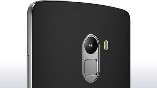 Lenovo Smartphone A7010 Black Back Detail 11