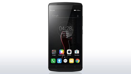 Lenovo Smartphone A7010 Black Front 14