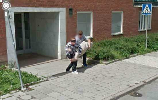 Peristiwa Aneh Di Google Street View 10