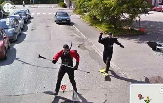 Peristiwa Aneh Di Google Street View 9