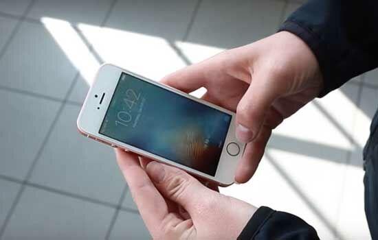 Iphone Se Vs Iphone 6s Vs Iphone 6s Plus 2