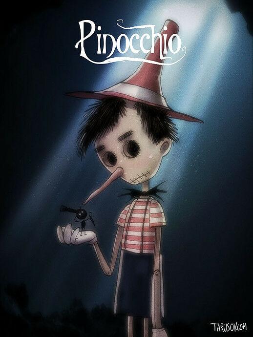 Poster Film Horror Disney 9