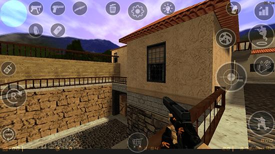 Begini Cara Main Counter Strike Android 1