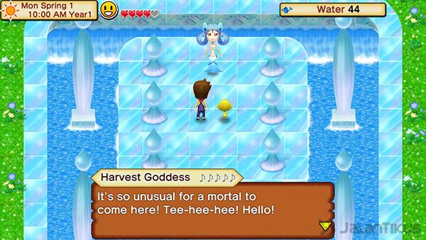 Harvest Moon Seeds Of Memories 5