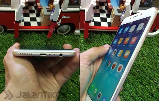 Review Oppo F1 Plus 12