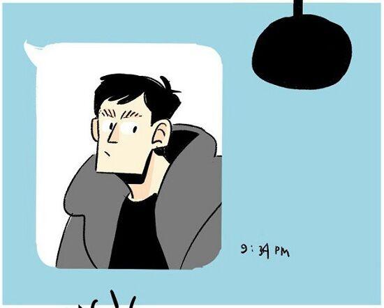 Cowok Ganteng Di Webtoon 9