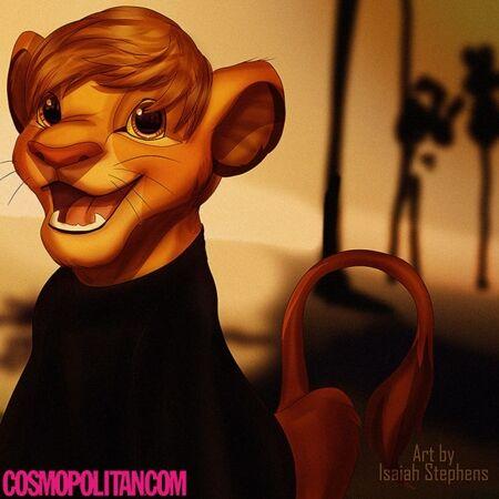 Disney Gaya Justin Bieber 7