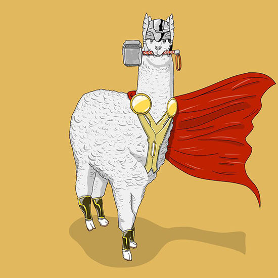 Hewan Superhero 6