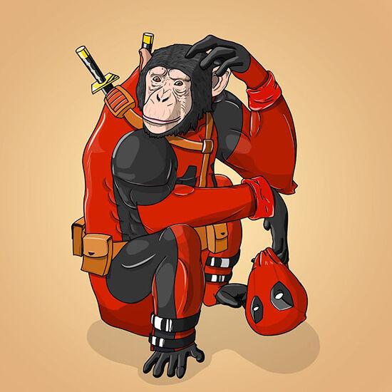 Hewan Superhero 7