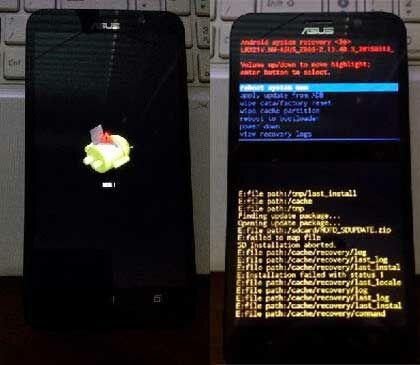 Masalah Smartphone Asus Zenfone 6