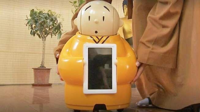 Robot Mungil Ini Bisa Berikan Saran Spiritual