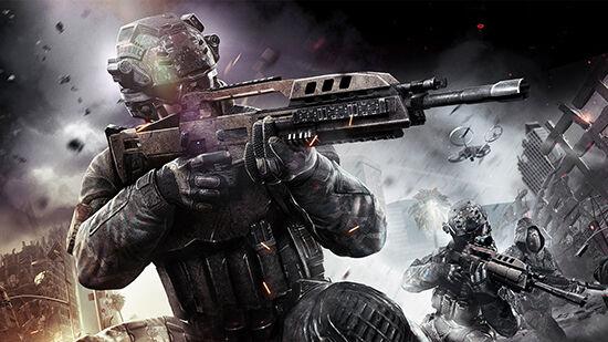 15 Game yang Terancam Diblokir Oleh Pemerintah - Call of Duty
