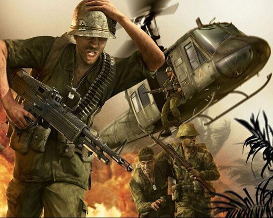 15 Game yang Terancam Diblokir Oleh Pemerintah - Conflict of Vietnam