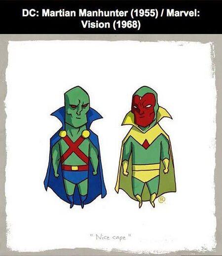 Karakter Ds Vs Marvel 15